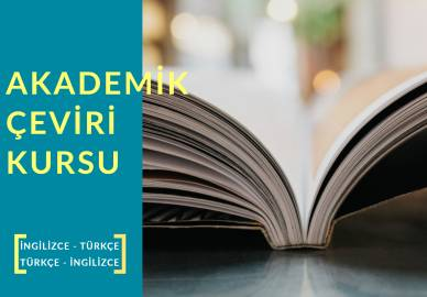 Akademik Çeviri Kursu